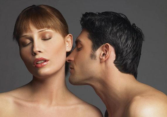 A szag és az illat a legjobb nyomjelzők, melyek eligazítják a férfit.