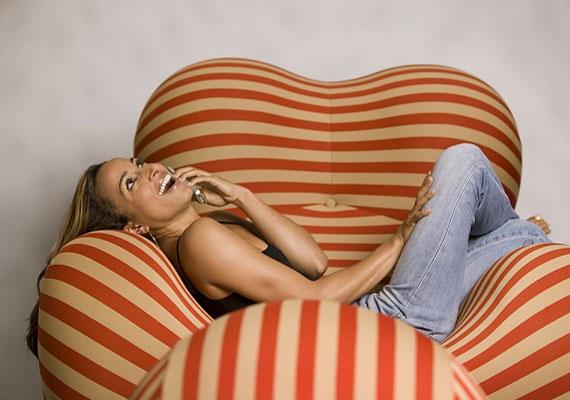 A humorérzék az egyik legfontosabb tulajdonság, és az, hogy a nő tudjon nevetni akár magán is.