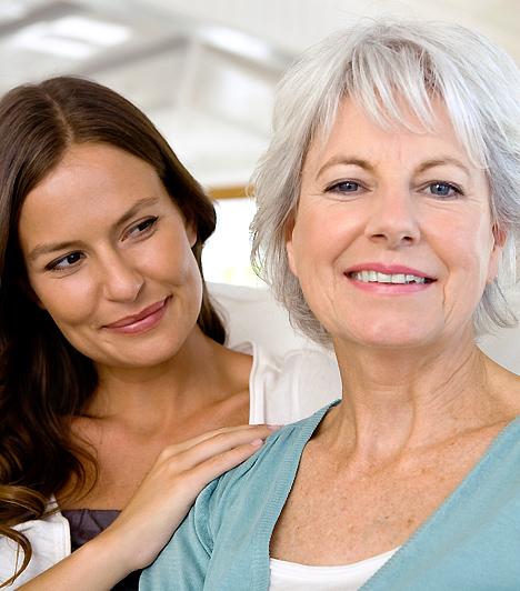 Anyai támasz  Barátnők ide vagy oda, néhány dolgot felnőttként is a legjobb lehet az édesanyáddal megosztani. Ne hidd, hogy nem érdeklik a problémáid, csak mert neki is van elég: a lánya baja biztosan ma is ugyanolyan fontos neki, mint gyerekkorodban.  Kapcsolódó cikk: A 4 legfontosabb ember, aki nélkül nem lehetsz sikeres »
