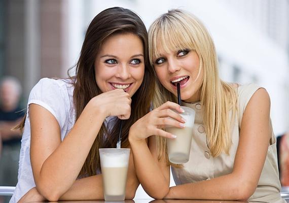 A barátok véleménye természetesen nagyon fontos, kikérheted a tanácsukat, de ne alapozz kizárólag erre! Nem az ő döntő, amit ők gondolnak, hanem az, amit te gondolsz - ezt sose felejtsd el!