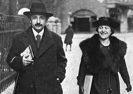 Einstein is az unokatestvérével házasodott össze 1923-ban, és második felesége volt Elsa Löwenthal.