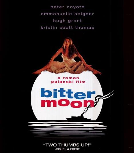 Keserű mézKeserű méz Roman Polanski 1992-es filmje. Nigel és Fiona egy indiai hajóúton ismerkedik meg a furcsa párral, Oscarral, a tolókocsis íróval és érzéki feleségével, Mimivel. Az író aprólékosan meséli el szerelme történetét Nigelnek, akit egyre inkább lázba hoznak a hallottak.