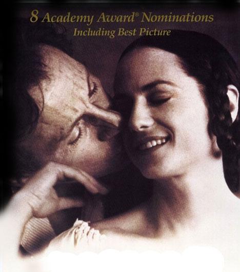 ZongoraleckeAz 1993-ban készült Zongoralecke a néma Ada tragikusnak induló története, akinek a zene az élete, ám érzéketlen férje eladja a zongoráját. Az új tulajdonos zongoraleckéket kezd venni a nőtől.Kapcsolódó cikk:Minden idők 16 legszexisebb nője »