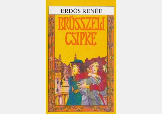 Erdős Renée Brüsszeli csipke című alkotása a húszas évek Pestjén játszódik. A főszereplő, Adrienne hétköznapjai megegyeznek a többi érinthetetlen családanyáéval, egészen addig, míg egy végzetes baleset kapcsán meg nem ismeri a szenvedélyt.