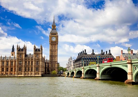 Az amerikai nők szerint Nagy-Britanniában sok jó pasival lehet találkozni. Innen származik például Hugh Grant, Colin Firth és Jude Law is.