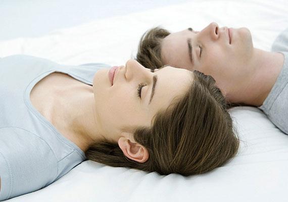 Ha már többször aludtatok együtt, de még sosem történt semmi.