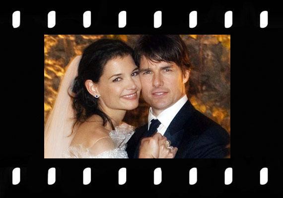 Tom Cruise & Katie Holmes is nagyjából ennyit költött a nagy napra. Esküvőjüket 2006-ban, a Róma melletti Odescalchi-kastélyban tartották.