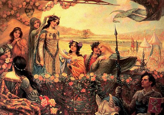 Lancelotnak és Arthur király feleségének, Ginevrának a története is a középkorban játszódik, de arról, hogy mi lett a vége, nem tudunk pontosat. Van, aki szerint a lovag megszökette a nőt, míg mások szerint csak távolról csodálta.