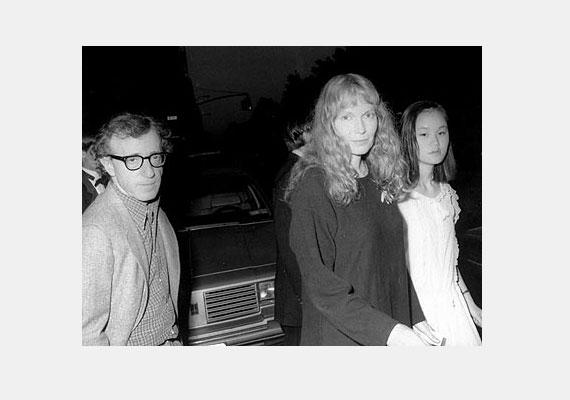 Mia Farrow, amikor 1977-ben örökbe fogadta a hétéves dél-koreai lányt, Soon-Yi Prevint, még nem gondolta, hogy a szerelmén is osztozni kényszerül vele. Miatta vált el '92-ben a férjétől, Woody Allentől.