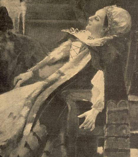 Báthory Erzsébet  A történelem asszonyai közül Báthory Erzsébet, a csejtei úrnő alakját övezi a legtöbb borzalmas misztikum. A legenda szerint Erzsébet már a 17. század elején kutatta az öregedés lehető legjobb ellenszerét, még emberi vért is alkalmazott szépségmegőrző elixírként. Kastélyában akadémiát alapított női szeretőjével, ahová szűz lányokat gyűjtött össze, hogy később vérüket vehesse az örök ifjúság jegyében.  A mai kutatások szerint Báthory Erzsébet koncepciós per áldozata lett, és semmi nem igaz abból, ami elterjedt róla.