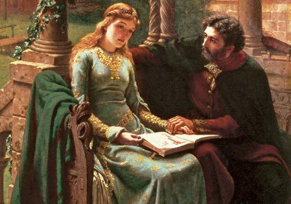 Heloise Abélard tanítványa volt, a 20 éves korkülönbség ellenére hamar egymásba szerettek. Amikor a lány nagybátyja leleplezte őket, kasztrálta Abélradot, innentől kezdve soha többé nem találkoztak egymással.