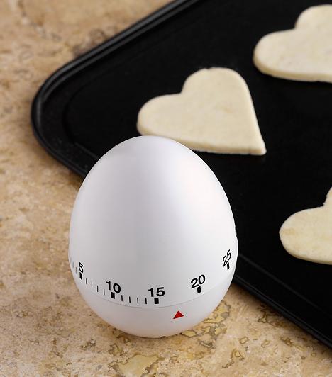 Tojásfőző  Türelempróbáló előjátékot kezdeményezhetsz, ha bevonod a játékba a konyhai segédeszközt. Add a párod tudtára, hogy úgy kényezteted, ahogyan csak szeretné, de mindössze addig, amíg az óra nem jelez, majd ő következik. Vajon meddig bírjátok féken tartani a vágyat?