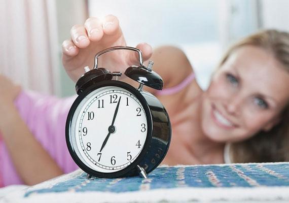 Az időzítés kulcsfontosságú lehet, mert mindenkinek másképp működik a belső órája. Érdemes ezért kísérleteznetek a különböző napszakokkal.