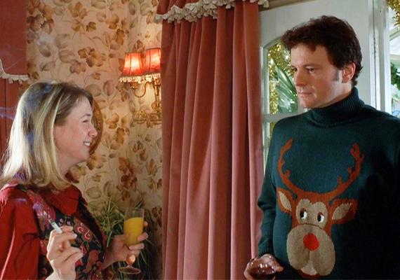 Bridget Jones naplója, 1. rész - Renée Zellweger, Hugh Grant, Colin FirthBridget (Renée Zellweger) egy hihetetlenül bájos szingli, aki naplóírásba kezd, hogy életét ráncba szedje. Főnökével, Daniellel (Hugh Grant) és Markkal (Colin Firth), anyja egyetlen ígéretes párjavaslatával szívügyei kalandos irányt vesznek.Minden idők kedvenc szinglifilmje a Bridget Jones naplója, mely a karácsonyi ünnepek táján kezdődik, és akkor is végződik. Bár alapvetően nem rajongok az ilyen jellegű filmekért, ez az egy kellően eredeti, már-már klasszikussá vált, és nagyon a szívemhez nőtt. Könnyen lehet, hogy idén karácsonykor megnézem. Horváth Eszti