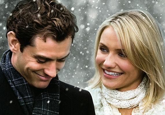 Holiday - Kate Winslet, Cameron Diaz, Jude Law, Jack Black                         Iris (Kate Winslet) és Amanda (Cameron Diaz) két külön világban él, de mindketten szerelmi csalódáson esnek át. A neten megismerkedve aztán úgy döntenek, házat cserélnek az ünnepekre.                         A karácsony nekem valahogy mindig a csodák ünnepe volt. Az embereknek felnőttkorukban is kell egy kis varázslat, valami, amiben hihetnek. A Holiday pont ezért remek választás az ünnepekre, bemutatja, hogy a ragyogó karácsonyfa alatt még szerelem is várhat ránk. Kóczián Zita