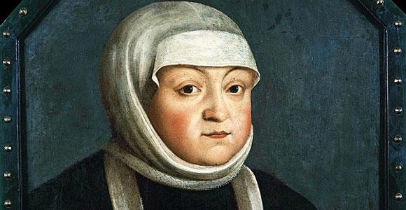 Amikor II. Zsigmond Ágost felesége halála után elvette szeretőjét, az édesanyja - Sforza Bona lengyel királyné - teljesen kikelt magából. Fia tekintélyét tönkretette, és egyes feltételezések szerint az új feleség gyors halálában is szerepe volt. Állítólag megmérgezte.