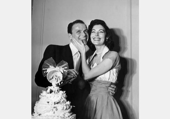 Frank Sinatra, a bársonyos hangú, sármos énekes-színész, miután Nancyvel elváltak, 1951-ben Ava Gardnert vette el feleségül. Házasságuk nem volt zökkenőmentes.