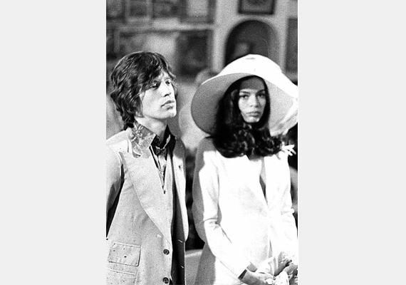 Mick Jagger, a Rolling Stones frontembere 1971-ben vette el Biancát, aki egész életében az emberi jogok elszánt harcosa volt, és később az Amnesty International vezetőségi tagja lett.