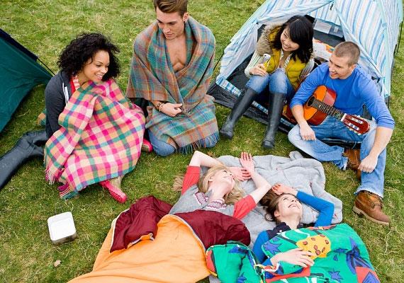 A nyári fesztiválok szintén jó ismerkedési alkalmakat tartogatnak.