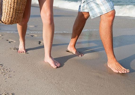 A vízparti nyaralóhelyek is kellemesen romantikus pillanatokkal lephetnek meg.