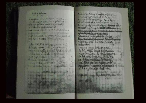 Radnóti Miklós Levél a hitveshez című verse 1944-ből.