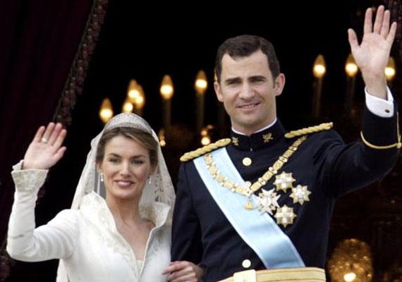 Fülöp spanyol herceg is itt vette feleségül az ismert újságírót, Letizia Ortizt.