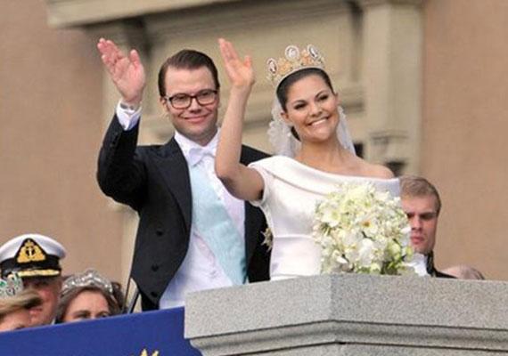 Viktória svéd hercegnő 2010-ben ment hozzá Daniel Westling személyi edzőhöz és fitneszterem-tulajdonoshoz.