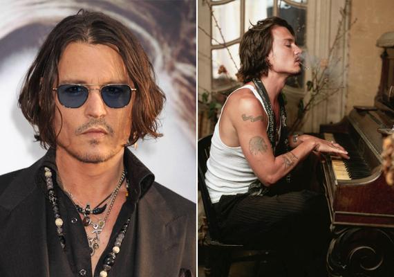 2009-ben Johnny Depp kapta a People-tól a legszexibb pasi címét, aki a Rémálom az Elm utcában, az Ollókezű Edward, A Karib-tenger kalózai mellett még sok más legendás filmben szerepelt.