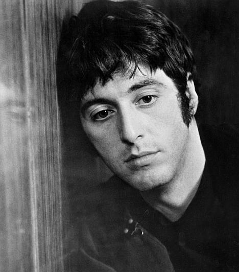 Al PacinoAl Pacino, Új Hollywood gengszter fenegyereke ma már jócskán benne jár a korban, de még mindig van benne valami. A 70-es 80-as években élte fénykorát, amikor a Sebhelyesarcú agresszív maffiózó családapáját formálta meg: a harcias törpe minden indulata ellenére szexi.Kapcsolódó hír:Al Pacino kendőzetlen vallomása »
