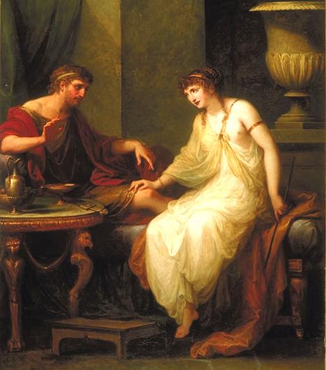 randevú egy lány szorongással az Odüsszea 14 jel, hogy fiúval randizsz, nem férfi