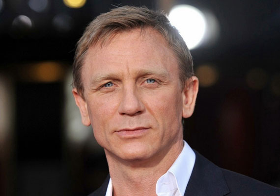 A 44 éves Daniel Craig, aki James Bondként tett szert nagy népszerűségre, ékes bizonyíték arra, hogy a karizma fontosabb, mint a vonások.
