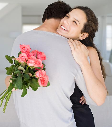 Ajándék  A meglepetés a szerelem jele lehet, de létezik az a bizonyos bűntudat-ajándék is, ami egészen másfajta szerepet tölt be. Ugyanúgy ki nem mondott dolgokról tanúskodik, csak a szerelem helyett ezúttal a túl nehéz igazság nyomja a férfi lelkét. Ha tehát szomorú arccal egyre többet kedveskedik, előfordulhat, hogy másik nő van a dologban.