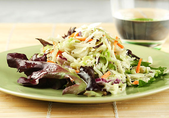 Salátát eszel? Biztosan figyelsz az egészségedre, ez jó pont, amíg nem viszed túlzásba.