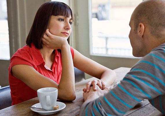 Az első randin inkább ne adj tanácsot a másiknak, és főleg ne kritizáld.