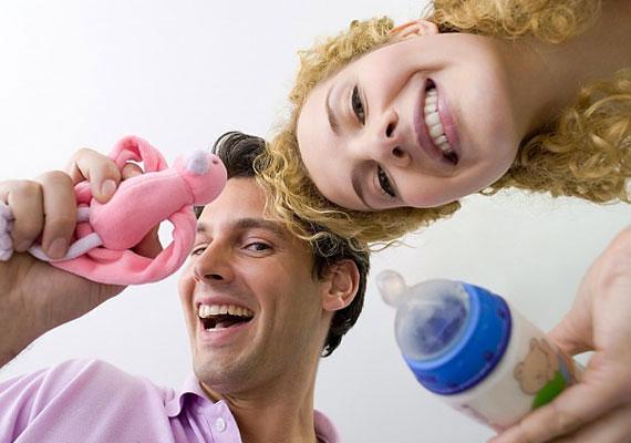 Ha még nincs gyereketek, egy egész hétvégés, közös gyermekmegőrzés során belekóstolhattok a szülői létbe.