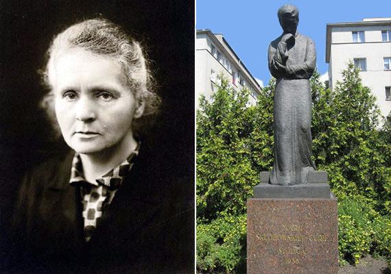 Az ész is fontos, nemcsak a szépség, ha szeretnél nyerő lenni a pasiknál. Marie Curie a párizsi egyetem első női professzora volt, illetve az első nő, aki Nobel-díjat kapott fizikusi, kémikusi munkásságáért.
