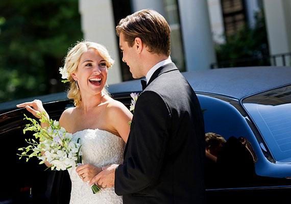Vannak, akik azt gondolják, hogy az esküvői képükön néznek ki a legelőnyösebben. Azonban nem biztos, hogy a legcsábítóbban is.