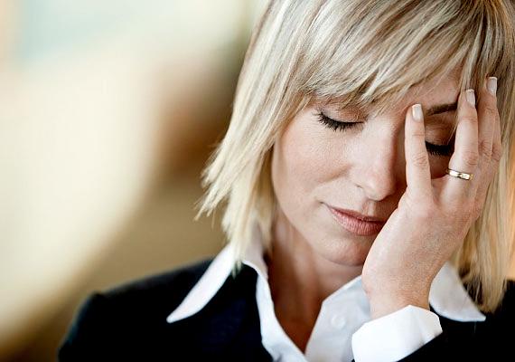 A stressz és a kimerültség nem vezet közelebb egy forró éjszakához.