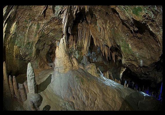 A németországi Bamberg közelében lévő mészkőbarlangnak minden adottsága megvolt ahhoz, hogy termékenységi rítusok színhelye legyen.
