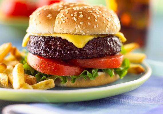 A hamburger kedvelőjének az egyszerűség és a gyorsaság fontos szempont, valószínűleg az ágyban sem bonyolítja túl a dolgokat.