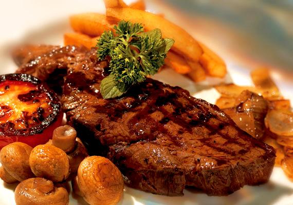 Ha szelet húst rendel, valószínűleg határozottan veszi a kezébe az irányítást az ágyban, és nem hiányzik belőle a vadság és az erő sem.