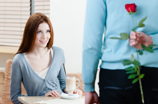 Online társkereső első találkozó kávé