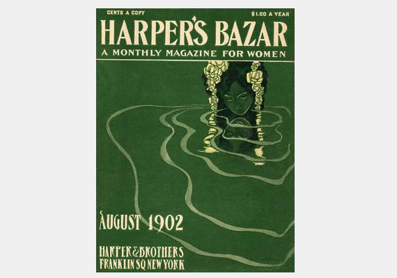 Eközben a világ másik felén sem tétlenkedtek a szerkesztők, 1867-ben indult el Amerika egyik legrangosabb magazinja, a Harper's Bazaar.