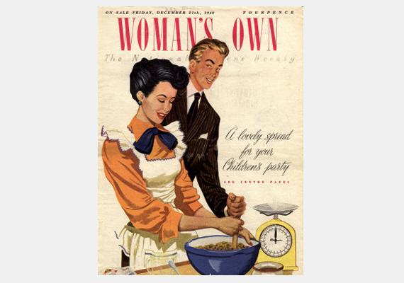 A brit Woman's Own magazin első száma 1932-ben jelent meg.