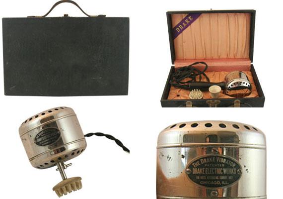 A mikrofonnak álcázott szerkezet 1922-es, a Drake Electric munkája.