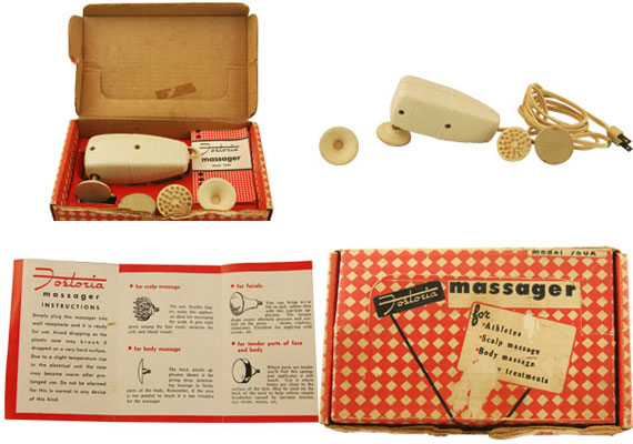 A Fostoria Massager 1960-ban született a McGraw-Edison cég jóvoltából.