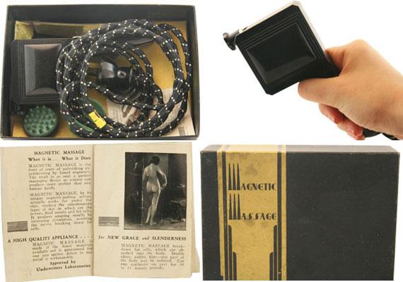Az 1930-as mágneses kis szerkezet a Son-Chief Electricsnek köszönhető.