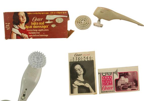 Az infrasugaras kütyü a John Oster cég nevéhez fűződik, 1974-ből.