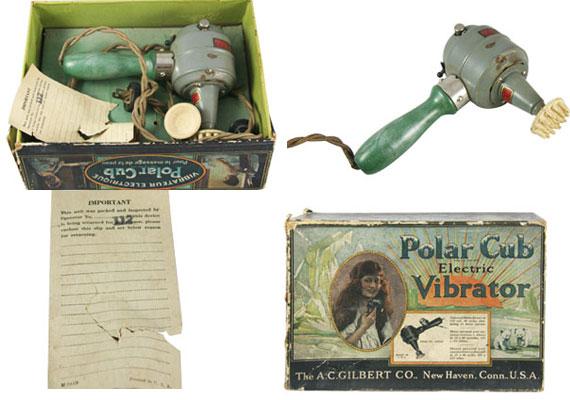Az 1921-es Polar Club az A. C. Gilbert Company terméke.