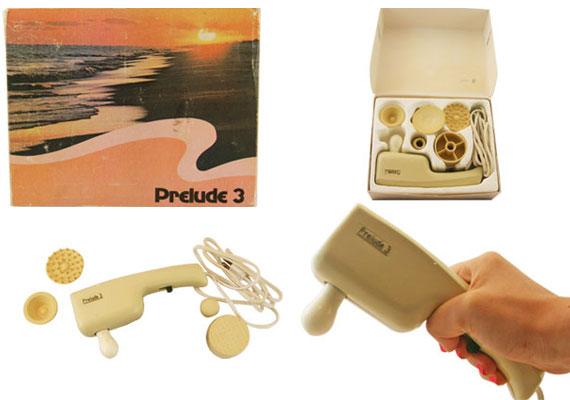 A Prelude-ot 1976-ban dobta piacra a Sensory Research.